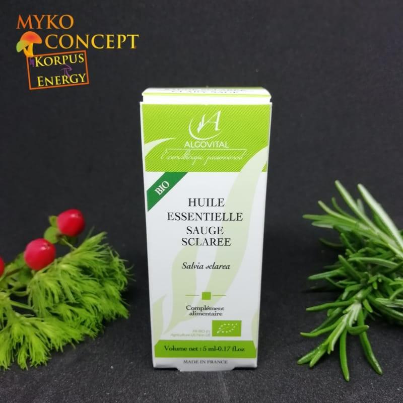 Sauge sclarée - MykoConcept Suisse