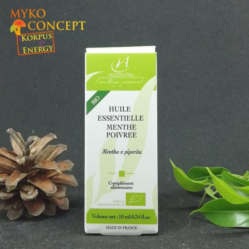 Menthe poivrée - MykoConcept Suisse