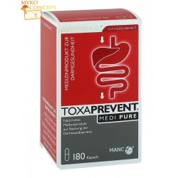 ToxaPrevent - 180 Kapseln