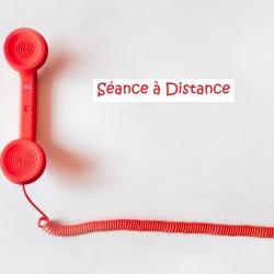 Séance à distance