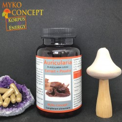 Auricularia - 120 Kapseln