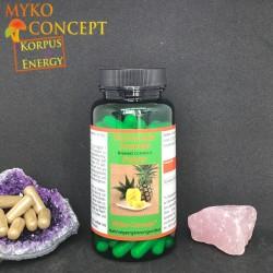 Bromelain Ananas - 90 capsules